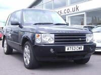 2003 Land Rover Range Rover 4.4 V8 VOGUE 4dr Auto 4 door Estate