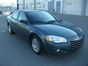2005 Chrysler Sebring Auto V6 153000KMS Excellent Condition
