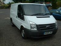 FORD TRANSIT 280 SWB 2008 68K FSH ONE OWNER