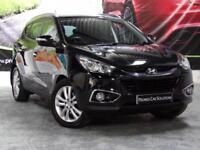 2012 HYUNDAI IX35 PREMIUM CRDI 4WD ESTATE DIESEL