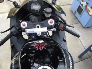2007 Kawasaki Ninja ZX10R Special Edition