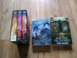 Kids/Young Adult Books