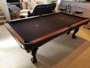 Peachy Brunswick Pool Table Kijiji In Alberta Buy Sell Save Download Free Architecture Designs Scobabritishbridgeorg