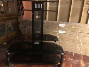 Black TV Stand Z-Line Design for sale!