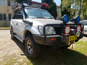 2000 Toyota Landcruiser Prado WITH LOADS OF EXTRAS!! Rockdale Rockdale Area Preview