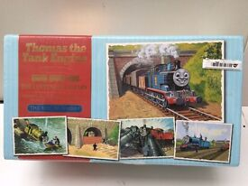BNIB THOMAS THE TANK ENGINE CENTENARY LIBRARY BOOK SET