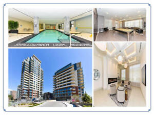 2 BED   2 BATH NEW CONDO FOR RENT @ ETOBICOKE   HUMBER VALLEY