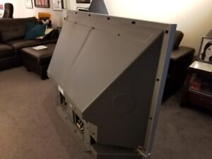 """Samsung 61"""" Television (for parts, or can be repaired)"""