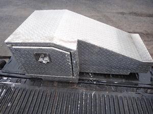coffre en aluminium pour camion lourd storage