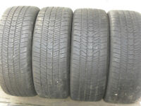"4 - 225 50 r16""performance a/s tires"