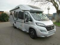 ADRIA MATRIX SUPREME 670 DC, 4 berth with rear island bed and front drop down