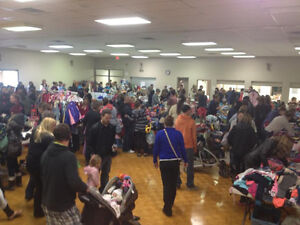 Carleton Place Mom to Mom Sale Toys Clothing & More
