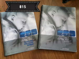 5 step sleep success workbook for babies and moms/dads