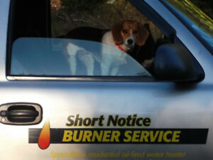 SHORT NOTICE BURNER SERVICE