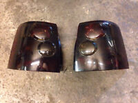 Range Rover Sport L320 rear lights . Smoked - genuine