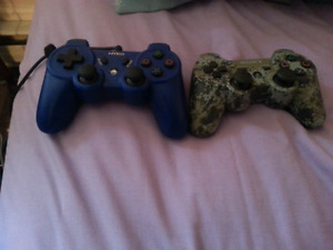 Ps3 games and controllers