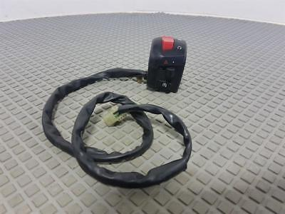 2009 <em>YAMAHA</em> XP500 T MAX 2001 TO 2011 IGNITION SWITCH AND KILL SWITCH R