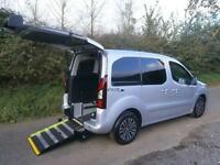 2013 Peugeot Partner Tepee 1.6 e HDi 92 S 5dr AUTOMATIC WHEELCHAIR ACCESSIBLE...