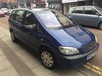 Vauxhall Zafira 2.0 DTi 16v Club 5dr | 7 Seater