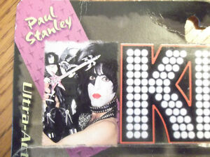 "RARE VINTAGE ""KISS"" ACTION FIGURES  NEW IN BOX 1997 Cornwall Ontario image 5"