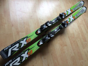 Fischer RX9 Skis - 165cm – New with Product Sticker!