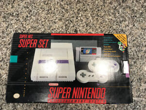 Super Nintendo Entertainment System (Original) Console