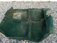 Peugeot 205 GTI Carpet - Rare Dark Green!!