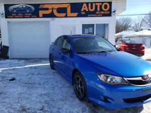 2010 Subaru Impreza 2.5L!NO ACCIDENTS!AWD!SUNROOF!