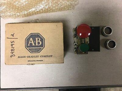 Allen Bradley 800h-fkc16f Stopstart Switch Nib