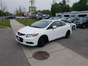 2012 Honda Civic Coupe Si Nav|6SPD Manual