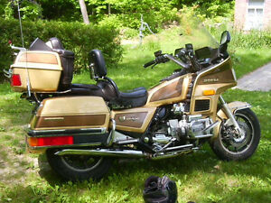 Two Goldwings For Sale