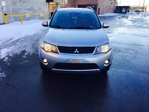 2007 Mitsubishi Outlander SUV, Crossover 4WD 7passager