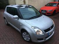 2009 SPEC 58 reg Suzuki Swift 1.3 GL. New shape
