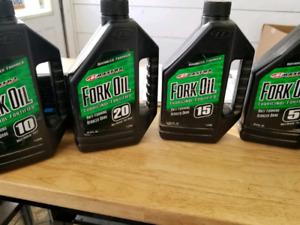 Fork oils
