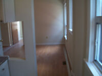 GRND FLR, ONE BDRM+LVNG RM+FREE PARKING, NEWLY RENOVATED, BRIGHT