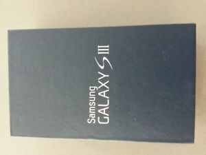 Galaxy SIII Cell Phone