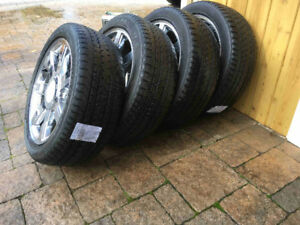 CADILLAC ESCALADE 22INCH RIMS + TIRES FOR SALE