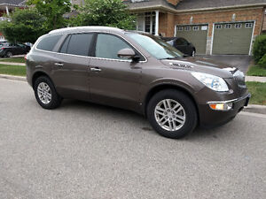 2008 Buick Enclave CX - Leather - DVD - 7 Seater SUV