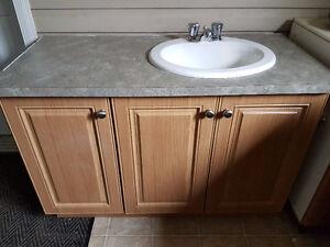 Bathroom Vanities and Cupboards-Complete