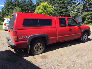 2000-2006 Chevy Topper