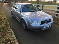 Audi A4 2.5 TDI - 2003 - AUTO - QUATTRO - SPORT -