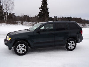 2005 Jeep Grand Cherokee Loredo 4x4