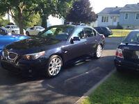 BMW 5-Series cuir toit