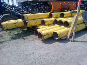 "Pipe 12"" ID 3/8"" wall For Sale Mackenzie BC"