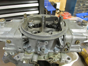 750 HOLLEY CARB