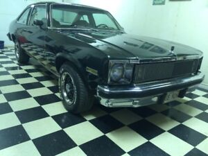 Nova - 1977 Concours Coupe (2 door) - price reduced