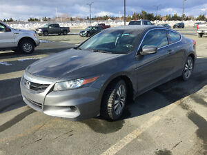 2012 Honda Accord EXL with Navigation Coupe (2 door)