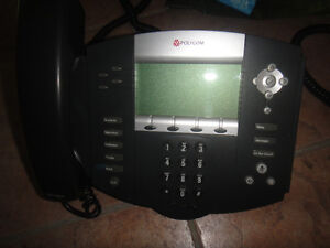systeme telephonique polycom