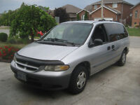 2000 Dodge Caravan Base Minivan, Van