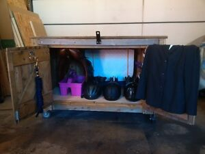 Custom Tack Box